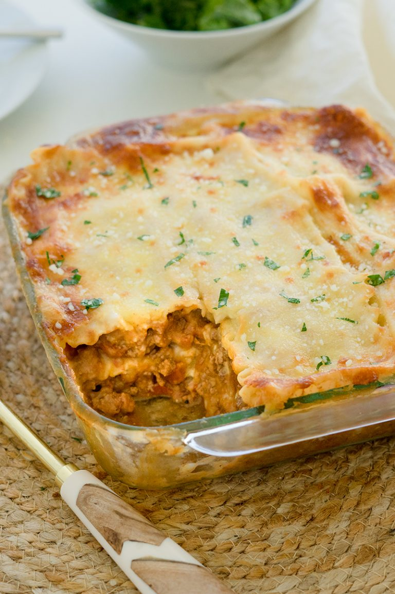 Bellygoodness Lasagne